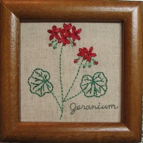 Geranium~セラニウム