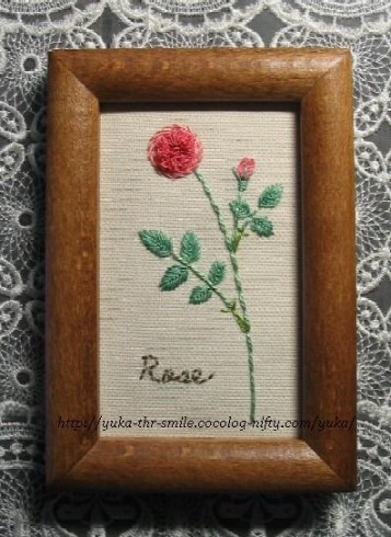 Rose~バラ