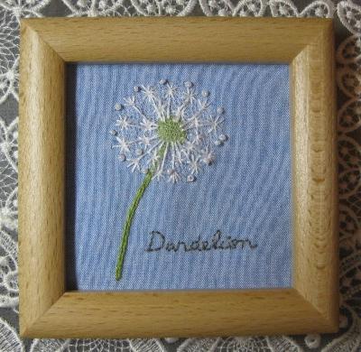 Dandelion~タンポポわたげ