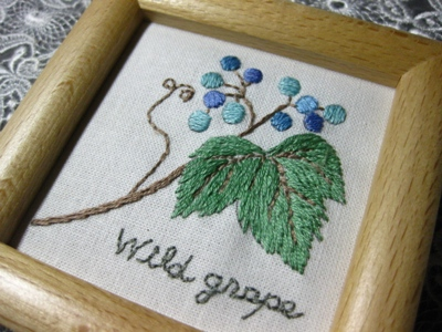 Wild grape~野ブドウ